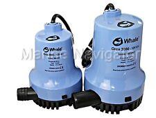 WHALE ORCA 3000 Electric Bilge Pump 12V - 13620l/h