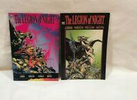 Marvel comics the legion of Knight Lot of 2 Gerber - Portacio, Williams, Mounts