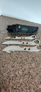Remington 3 Piece Hunting Knives, Skinning Set