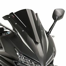Racing screen Puig Honda CBR 500 R 16-17 black fairing Windshield