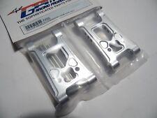 "GPM XV056 Alloy Rear Suspension Arm "" Silver "" TAMIYA XV01"