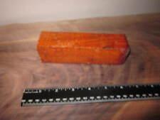 """Exotic Argentine Osage Orange Wood Turning Blank 1.5"""" x 1.5"""" x 6"""" lathe, chisel"""