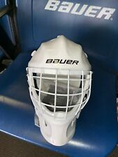 Bauer Street Youth Goalie Mask Helmet Ice Roller Hockey