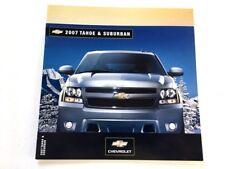 2008 CHEVROLET SUBURBAN AUTO SHOW SALES BROCHURE....24 PAGES