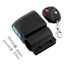 New Lock Bicycles Bikes Security Wireless Remote Control Vibration Alarm Super