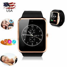 Smart Watch Touch Screen Bluetooth WristWatch for Android Women Men Lady Boys