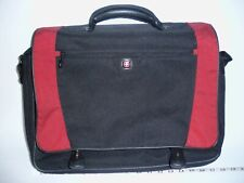 Swissgear Swiss Army by Wenger Travel Briefcase Laptop Case Black