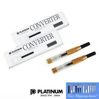 Platinum Ink Converter x2 Fountain Pen PLAT500 0.53cc Made In Japan [NEW]