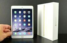 """Apple iPad Mini 3, 16GB, Wi-Fi - 7.9"""" Screen, Silver - Grade B"""