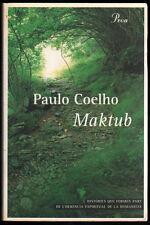 MAKTUB - PAULO COELHO - EN CATALAN