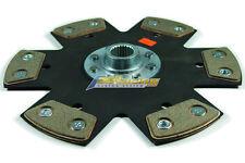 FX STAGE 4 RIGID 6-PUCK CLUTCH RACE DISC DEL SOL CIVIC 1.5L 1.6L 1.7L SOHC 210mm