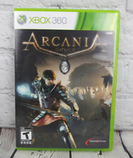 Arcania Gothic 4 (Microsoft Xbox 360, 2010) Video Game Complete