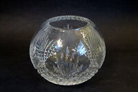 """Wedgwood Crystal Clear Majesty Round Bowl - 4 5/8""""H x 6""""D"""