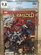 Marvel Venomized #1 Regular Cover CGC 9.8