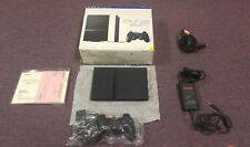 Sony PlayStation 2 Slim PS2...(Includes Rare  Brand New On Line Start Up Disc)