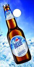 Corn Hole Graphic - Canadian Labatt Light Beer Bottle