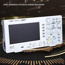 SDS1102 Digital Oscilloscope 2-Channel 100MHZ 1GS/s High Accuracy Oscilloscope
