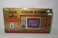 Nintendo Game and Watch Super Mario Bros Handheld System **FREE SHIPPING**