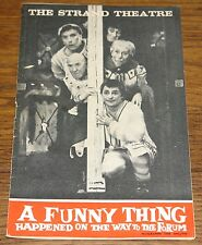 FRANKIE HOWERD KENNETH CONNOR JON PERTWEE SIGNED PROGRAMME 1963 CARRY ON DR WHO