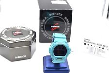 Casio G-Shock Mat Dial Men's Watch Aqua DW6900SN Limited Ed Turquoise/Aqua