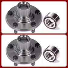 2 FRONT WHEEL HUB & BEARING FOR FORD TRANSIT CONNECT 2010-2013 LEFT & RIGHT NEW
