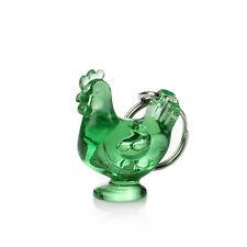Gadget portachiavi forma gallina gallo pollo  ovicolotori azienda agricola VERDE