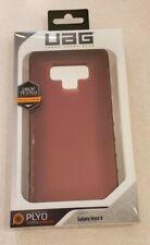 Samsung Galaxy Note 9 UAG Red (Crimson) Plyo Series case