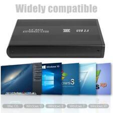 """3.5"""" USB 3.0/2.0 SATA SSD Hard Drive External Enclosure HDD Mobile Disk Box #Buy"""