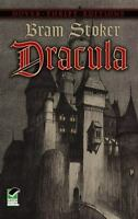 DRACULA by Bram Stoker a paperback book FREE USA SHIPPING the classic novel
