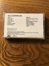 Hellzapoppin 3Ds USA Promo Cassette New/Sealed