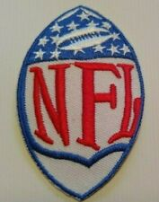 """National Football League NFL Embroidered PATCH~3 1/8"""" x 2""""~Iron Sew~Ships FREE"""
