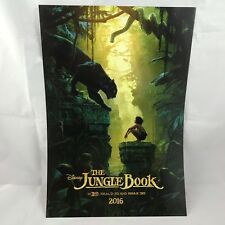 Disney's THE JUNGLE BOOK poster - 13 by 19 inches
