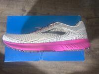 Brooks Women's Revel 3 Grey/Purple Running Shoes Sz 9.5 M