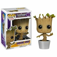 Funko Pop! Vinyl Bobblehead Guardians Of The Galaxy Dancing Groot