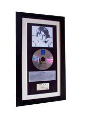 U2 Boy CLASSIC CD Album GALLERY QUALITY FRAMED+EXPRESS GLOBAL SHIP+I WILL FOLLOW