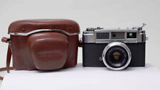 Yashica Minister mit Yashinon 1:2.8/45mm. + Tasche. Defekt! Nr.331