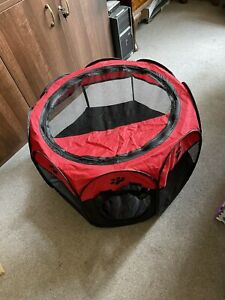 puppy bundle, extra-small, carrier, collar, harness, playpen, raincoat, t-shirt