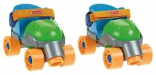 Patines De 4 Ruedas Ajustables Para Niños Roller Skates Infantiles Resistentes