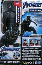 Avengers Titan Hero Black Panther Action Figure 30cm