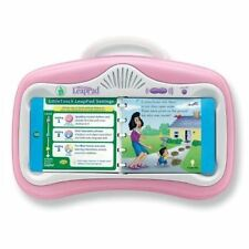 LeapFrog Pink Little Touch LeapPad Electronic Educational Game Toy