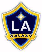 Los Angeles LA Galaxy MLS Team Pro Sports Vinyl Sticker Decal Car Window Wall