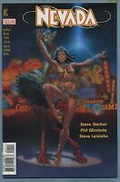 Nevada #1 1998 Steve Gerber Phil Winslade DC Vertigo Comics