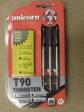 Unicorn T90 22g Steel Tip Darts 90% Tungsten 23005 w/ FREE Shipping