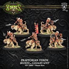Skorne Praetorian Ferox Cavalry Unit Box by Privateer Press PIP 74080