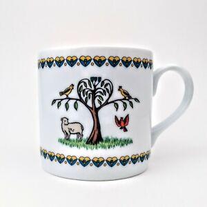 Gevalia Kaffee Mug Swedish Seasons Collection, SPRING 12 oz