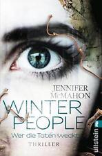 Winter People - Wer die Toten weckt von Jennifer McMahon (2014, Tb) UNGELESEN