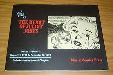 the Heart of Juliet Jones - Dailies vol. 2 VF stan drake - howard chaykin intro
