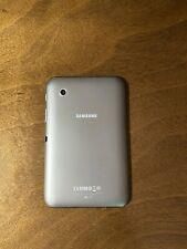 Samsung Galaxy Tab 2 7.0 GT-P3113TS 8GB Storage Android WiFi-Only Tablet Silver