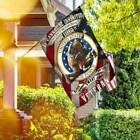 Veteran Air Force It Cannot Be Inherited Flag New Garden House Flag Wall Flag