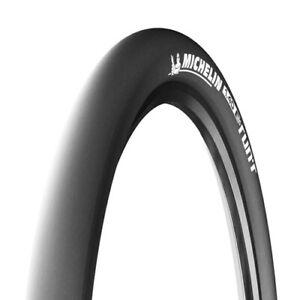 Brand New Pair Michelin WildRun R Slick MTB Bike Tyres - 26 x 1.4